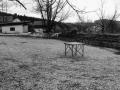 abgelassener Teich