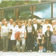 Der Wickersdorfer Heimatverein auf den Spuren der Geschichte