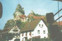 Im Land der Dolomitfelsen
