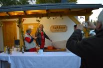 Bis auf den letzten Pinselstrich – Backhaus feierlich eröffnet
