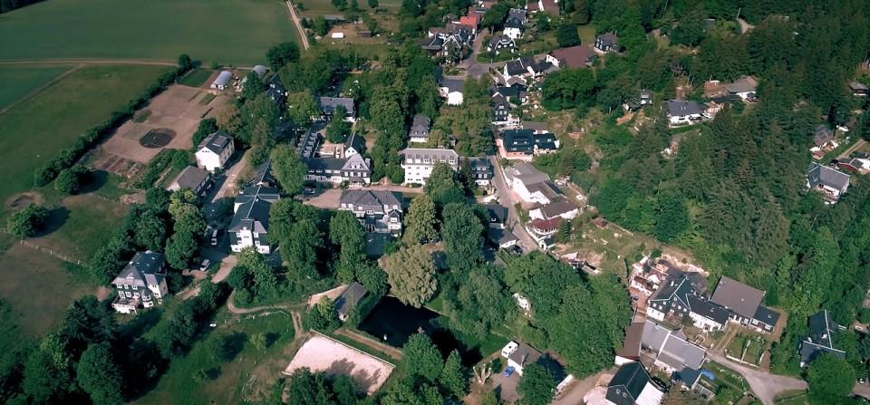 Wickersdorf zwischen 1900 bis 1950