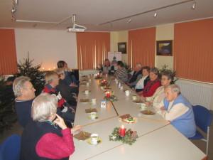 30.11.2016 – Senioren im weihnachtlichen Grün